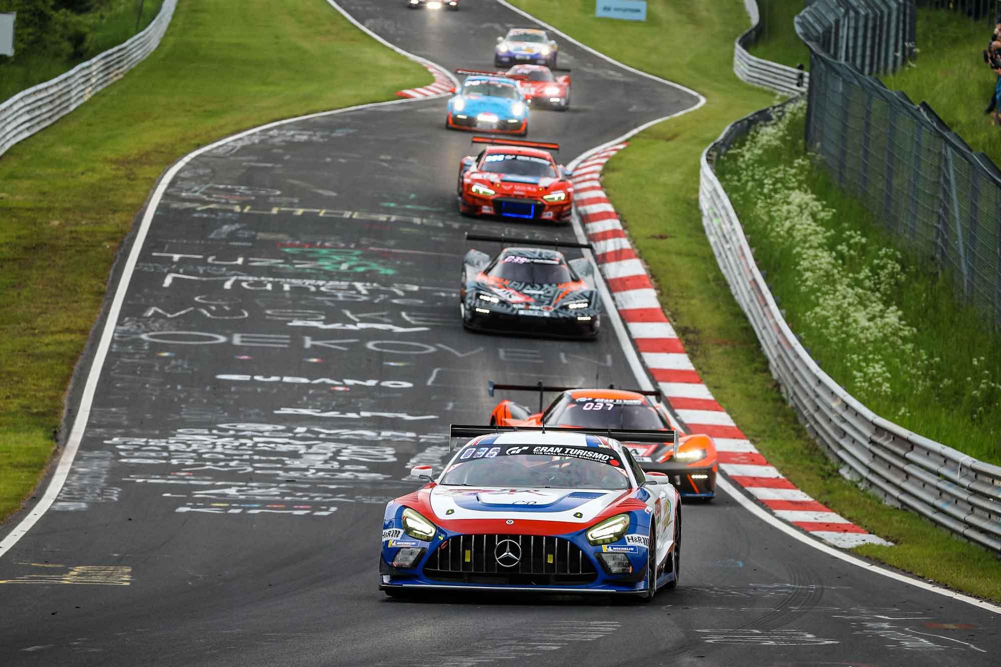 Nürburgring 2021 | Safecraft Racing